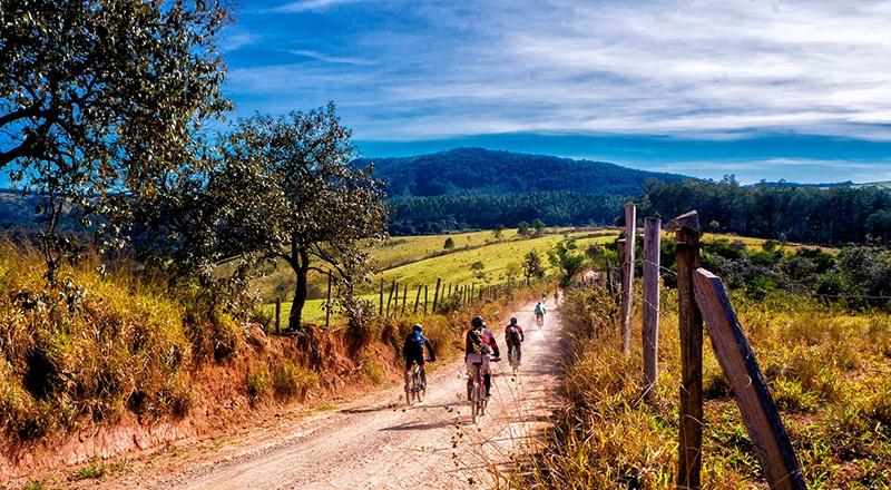 rutas btt jacetania bicicleta