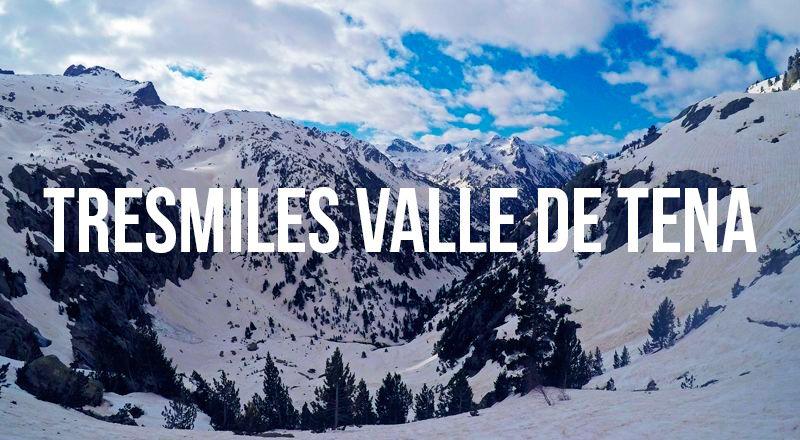 tresmiles del Valle de Tena