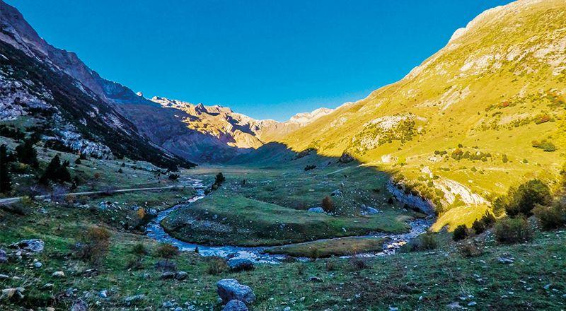 valle de otal desde bujaruelo