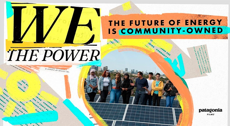 we the power documental patagonia